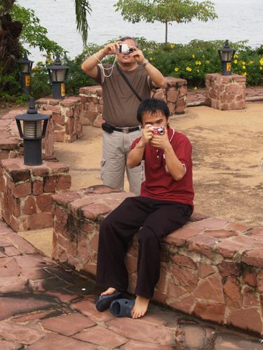 Dr Fanwar and Bob