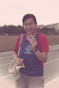 me at joggerthon